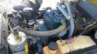 Dizel kompressor Atlas Copco XAS 37 Kd