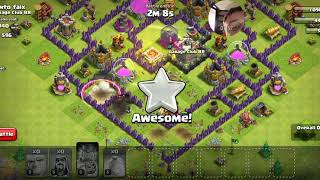 Hack to skip time on clash of clans(i went from town hall 3 to town hall 8 in one day)