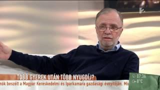 Több gyerek után több nyugdíj járna? - tv2.hu/mokka