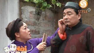 Phim hài tết | Vợ Khôn Chồng Khờ Tập 2 | Phim Hài Quang Tèo, Quốc Anh, Xuân Nghĩa