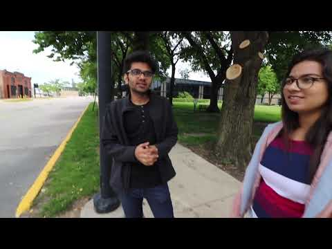 IS CHICAGO SAFE CITY TO STUDY? | IIT CHICAGO TOUR
