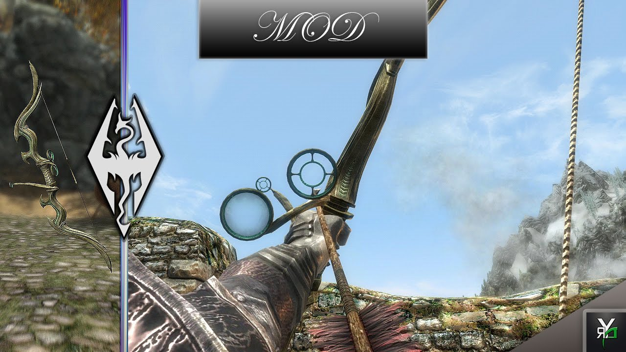 Archery Gameplay Skyrim Mods
