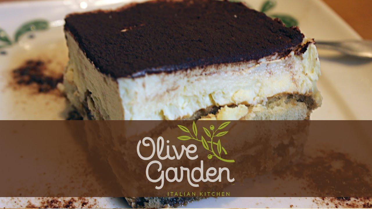 Free Cake Olive Garden