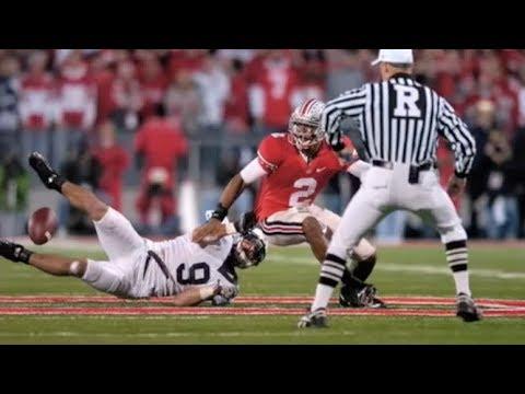 THE Fumble - Penn State vs Ohio State