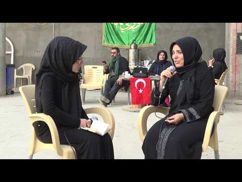 Erbain Yürüyüşü 2018 - Konuşmalar 16 - İmam Ali (a.s) Türk Okulu
