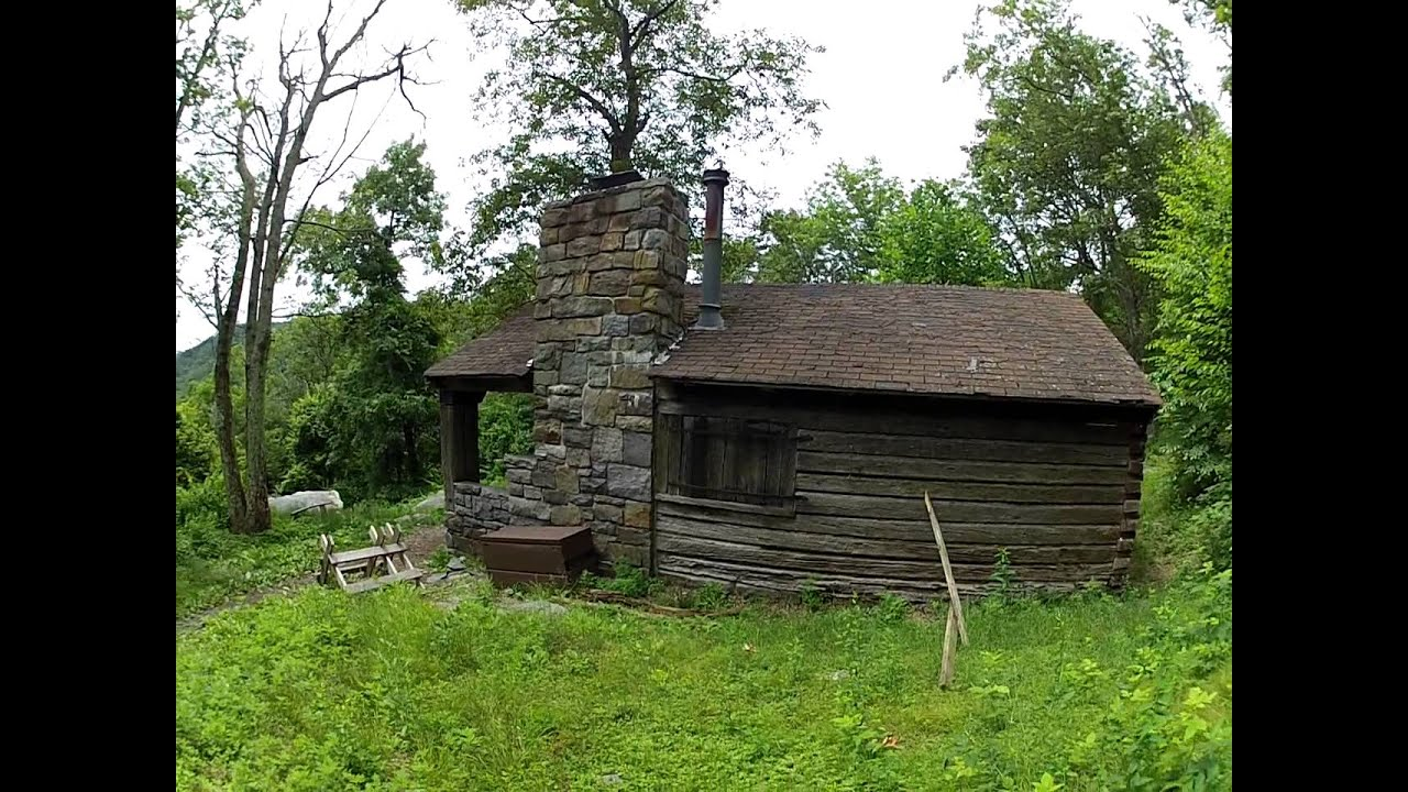 Doyles River Cabin In Shenandoah National Park   YouTube