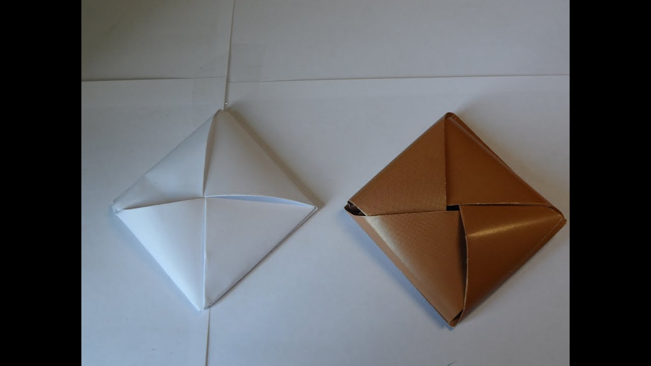 Оригами открытка конверт с сюрпризом, художественных открыток