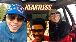 THE WEEKND - HEARTLESS (AUDIO) REACTION REVEW