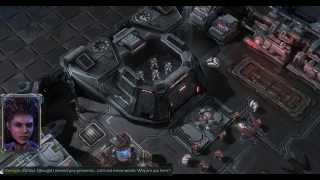 Starcraft 2: Legacy of the Void (Prologue) - Whispers of Oblivion 01 - Dark Whispers