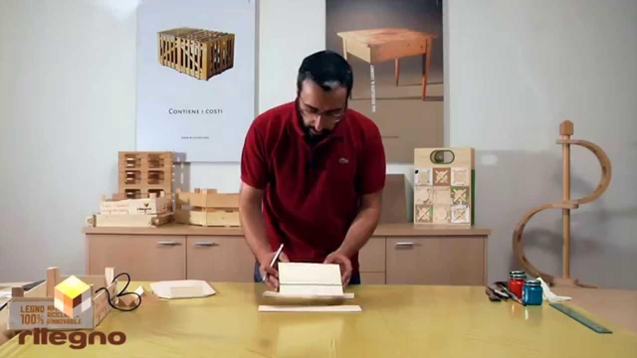 Tutorial legnoerilegno n 4 costruire un amplificatore for App per costruire case