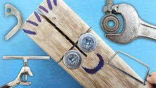 TOP 20 BEST DIY IDEAS, CRAFT and LIFE HACKS