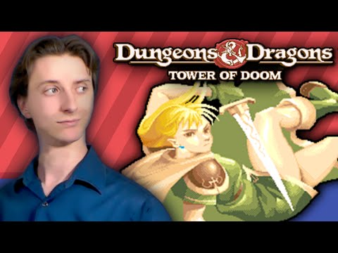 Dungeons & Dragons: Tower of Doom - ProJared