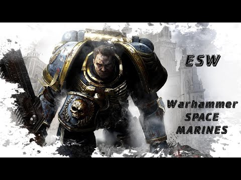 Смотреть прохождение игры EPIC STREAM WEEK | MAY 2020 | Day 6: Warhammer 40000 Space Marines | VlaD BlaT