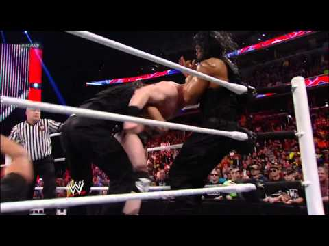 Sheamus vs. Dolph Ziggler: Raw, Dec. 31, 2012