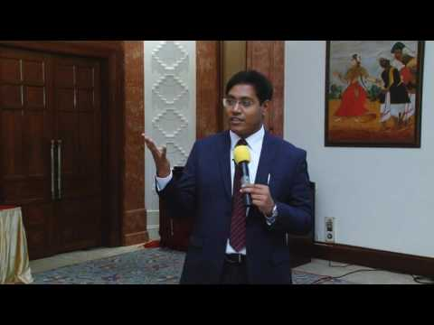 TIE Chennai   Part 4/4   StartUp India   Sathya Kumar   Hotel My Fortune