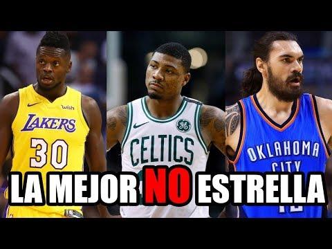 LA MEJOR NO ESTRELLA DE CADA EQUIPO DE LA NBA