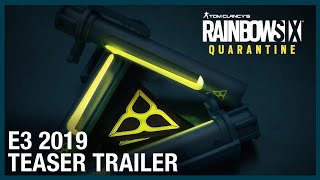 Rainbow Six Siege Quarantine (Official Trailer)