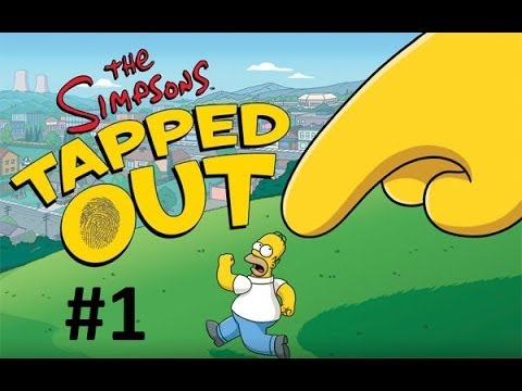 Баг в игре Simpsons:Springfield ( Боб )