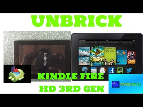 Amazon Kindle Fire HDX Firmware Videos - Waoweo