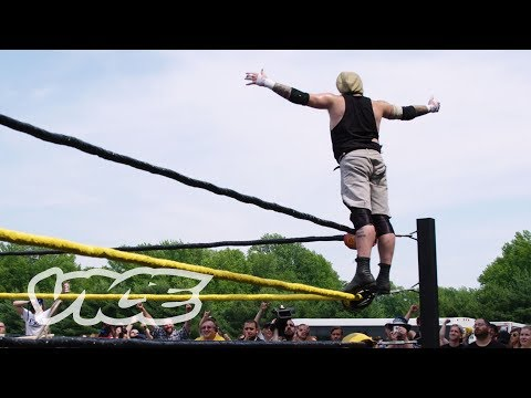 Inside America's Most Violent Wrestling Deathmatch