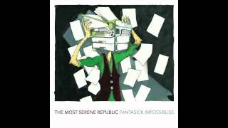 Comeuppance-The Most Serene Republic
