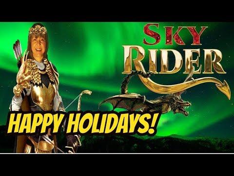 High Limit Slot Machine Fun Sky Rider Amp Davinci Diamond