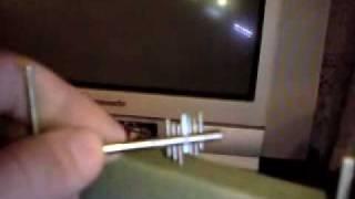 Repeat youtube video Вскрытие замка Класс с помощью самоимпрессии.