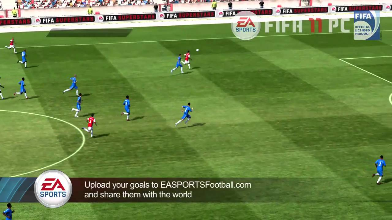 Game movies: fifa 11 xbox 360 be a goalie tutorial trailer (hd.