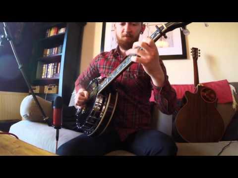 Hugh O'Neill, Tenor Banjo - The Fair Isle and The Road to Errogie