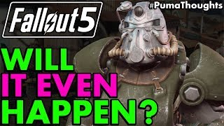 WILL THERE EVEN BE A Fallout 5? (Fallout 5 Rumors, Release Date Prediction, Speculation & Theories)