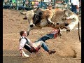 Crazy fans fights with bull | Dengerous fight with funny moments | By The Way Of Facts