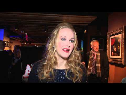 ANNIE's Katie Finneran as Miss Hannigan on Broadway