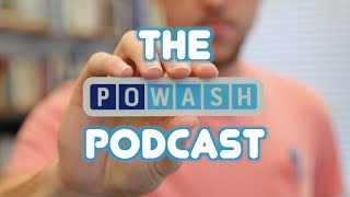 Mayonnaise is our favorite | PoWash Podcast Episode 6