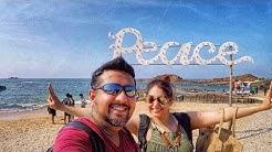 Trip to Saint Mary's Island - Udupi Travel Guide | India Travel Vlog