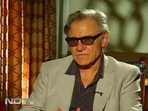 In conversation with Harvey Keitel