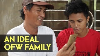 Ideal OFW family: OWF wife, Farmer husband, Studious children | Agribusiness How It Works