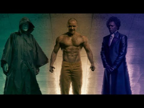 Glass: How the Heck did Unbreakable Get a Sequel? - Comic Con 2018