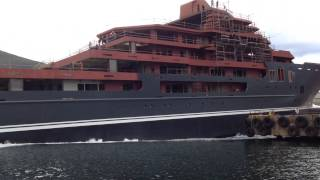 Mega Yacht ULYSSES