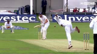 England v Sri Lanka, 1st Test  Day 2 Highlights 2016