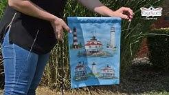 How to Hang a Garden Flag