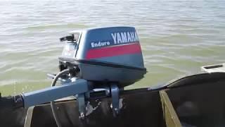 Ямаха-8 (тюнінг), на Казанку-6