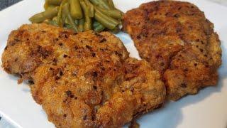 Southern Fried Pork Chops ReVisited