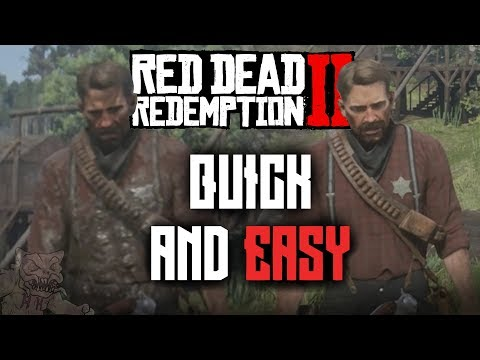 Red Dead Redemption 2: Washing Clothes Guide (Quick And Easy)