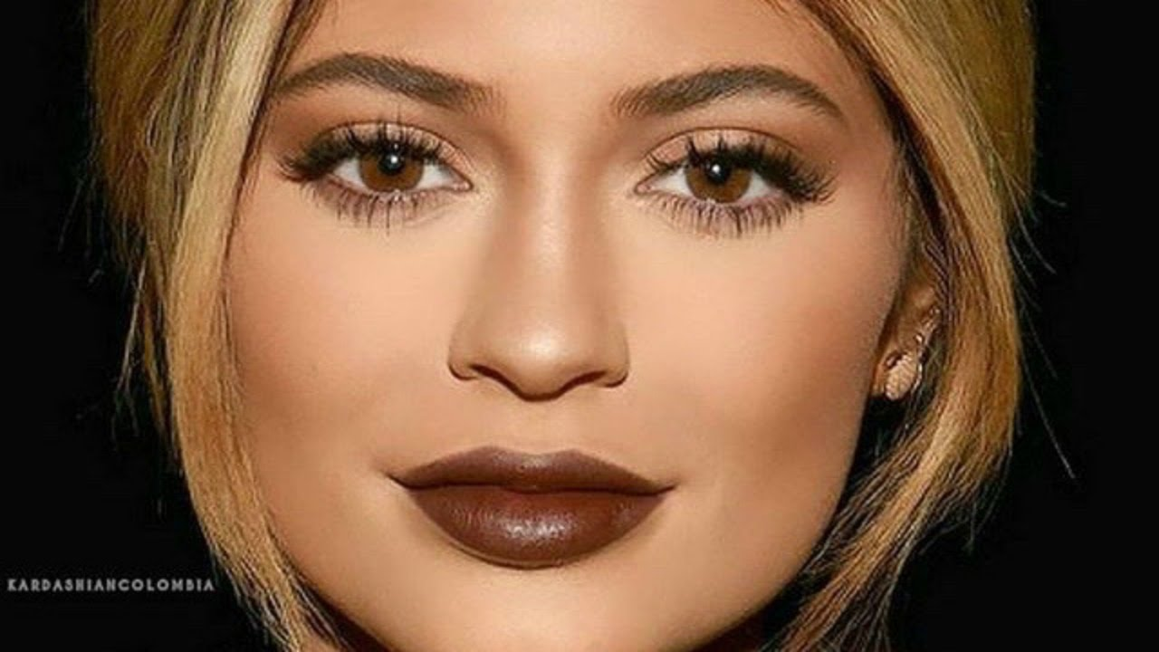 Kylie jenner close up new foto