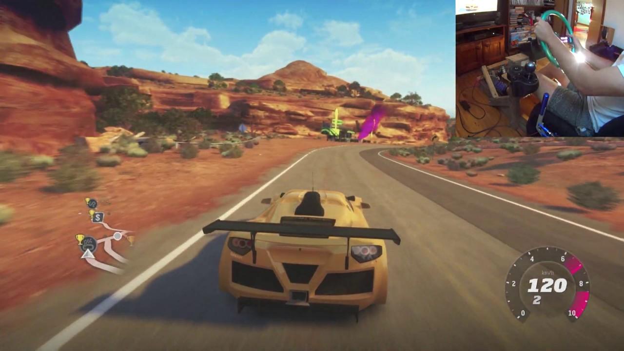 Gumpert Apollo + Wheelcam | Forza Horizon 1 - YouTube