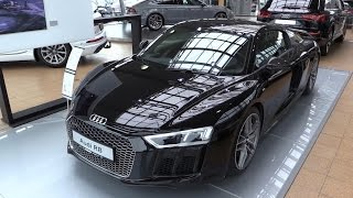 Audi R8 2016 In Depth Review Interior Exterior