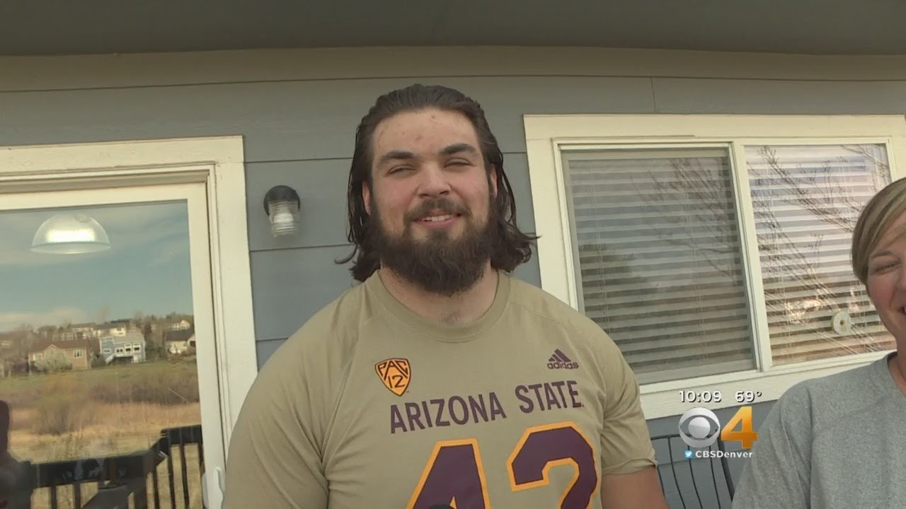 sports shoes 49e8f fc38f Sam Jones: Getting Drafted By Broncos Was 'Incredible'