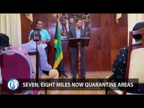 #COVID-19 | Jamaica Declared Disaster Area