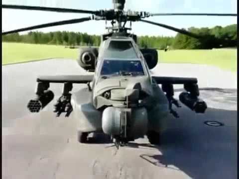 Battle Stations: Apache Helicopter (War History Documentary)