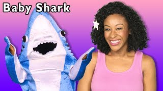 Baby Shark + More | Mother Goose Club Playhouse Songs & Rhymes